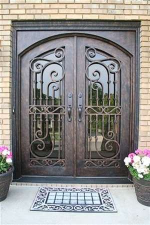 A 101 doors by design for Door design of iron