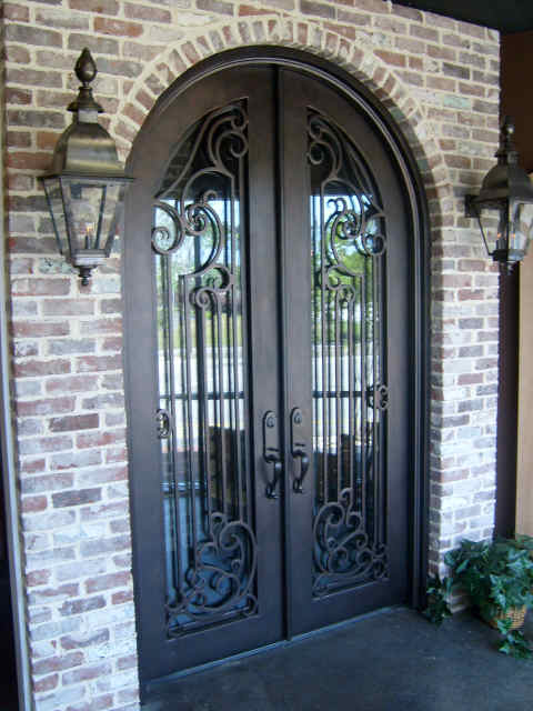 Amazing A 200. Home U003e Custom Iron Doors ...