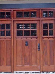 Craftsman 6 Lite door