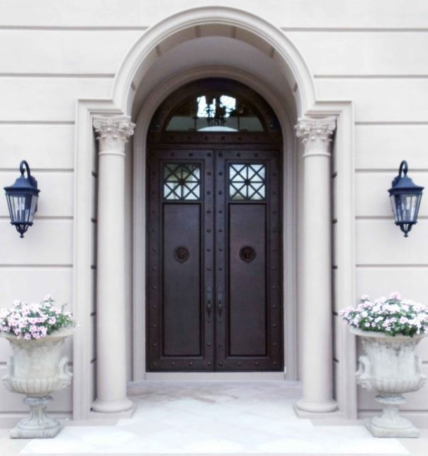 Building Codes and Certification u2013 Our doors have passed engineering and product testing to certify them for Design Pressure ratings and impact tolerances. & About Our Iron Doors - Doors by Design - Daphne Alabama