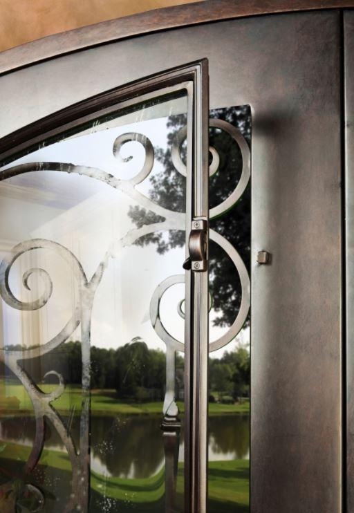About Our Iron Doors Doors By Design Daphne Alabama