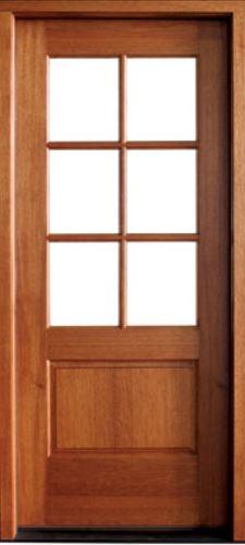 3068 6LT Single Door