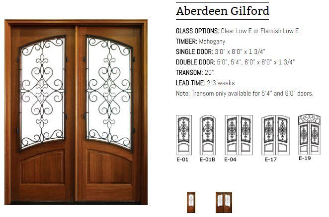 Aberdeen Gilford