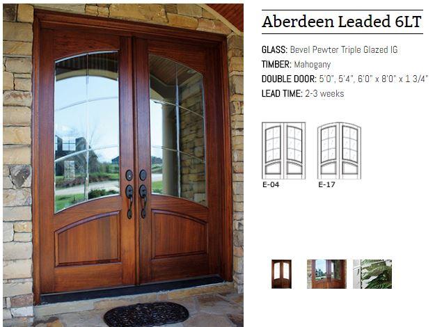 Aberdeen Leaded 6LT