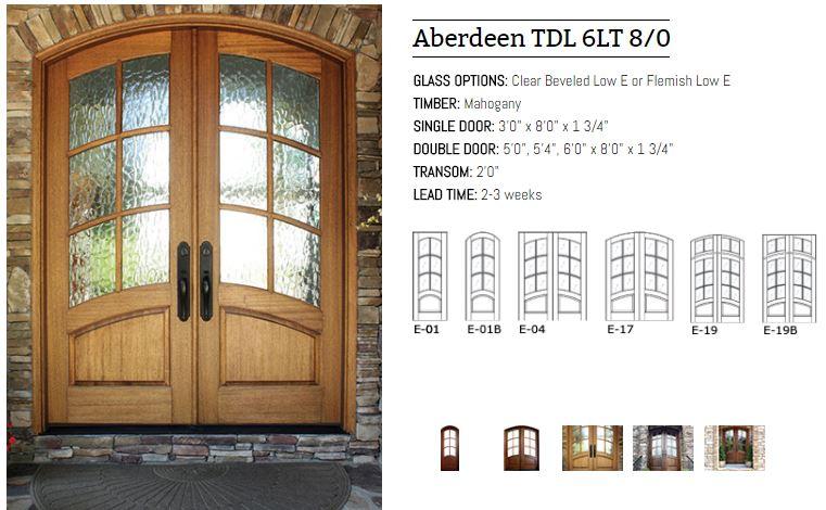 Aberdeen TDL 6LT 80