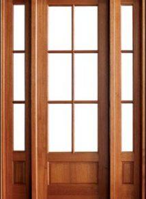 6 Lite 80 Door
