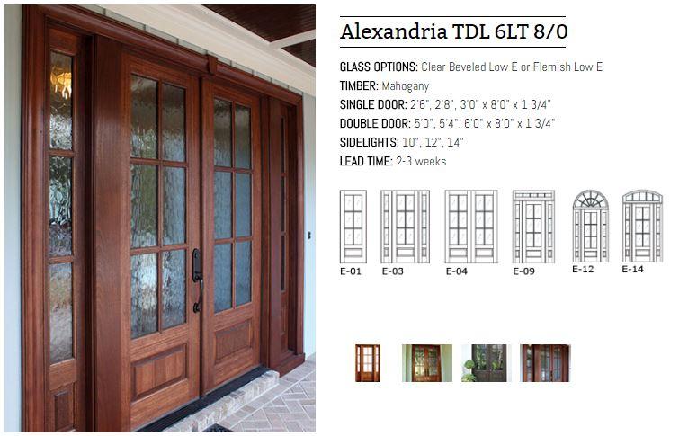 Alexandria TDL 6LT 80