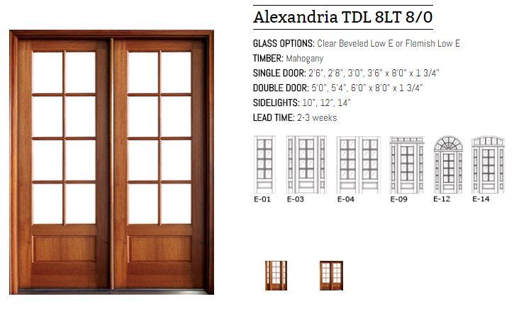 Alexandria TDL 8LT 80