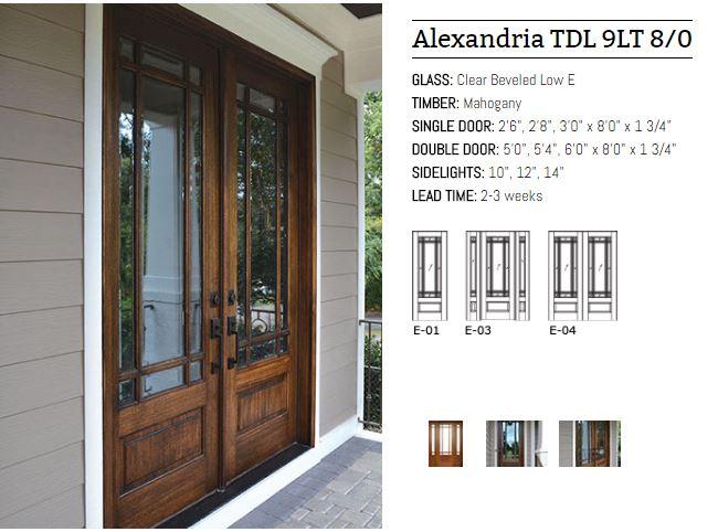 Alexandria TDL 9LT