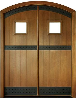Aspen Double Door