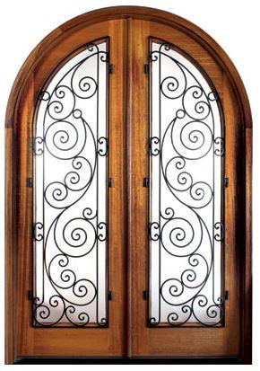 Charleston Ansonborough Double Door