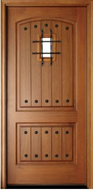 Decatur Hendersonville Door with Speakeasy