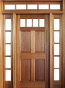 Louisburg 3068 Door