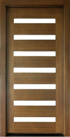 Milan 7LT Single Door