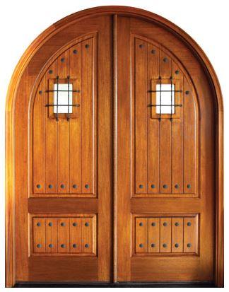 Pinehurst Solid Panel w/ Speakeasy & Pinehurst Solid Panel w/ Speakeasy - Doors by Design Pezcame.Com