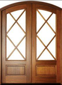 Saxony Double Door