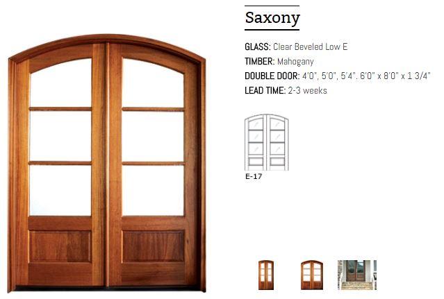 Saxony Door
