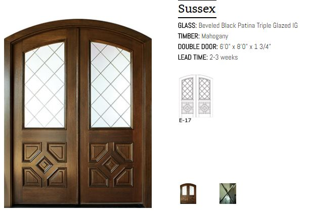Sussex Door