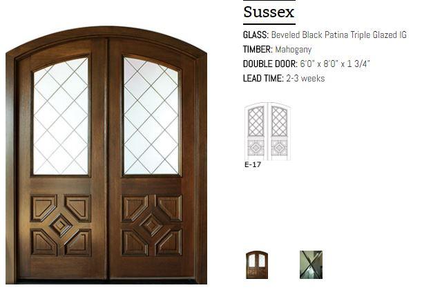 Sussex Door