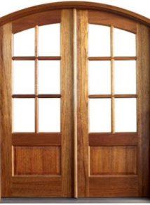 TDL 6LT 68 arch top Door