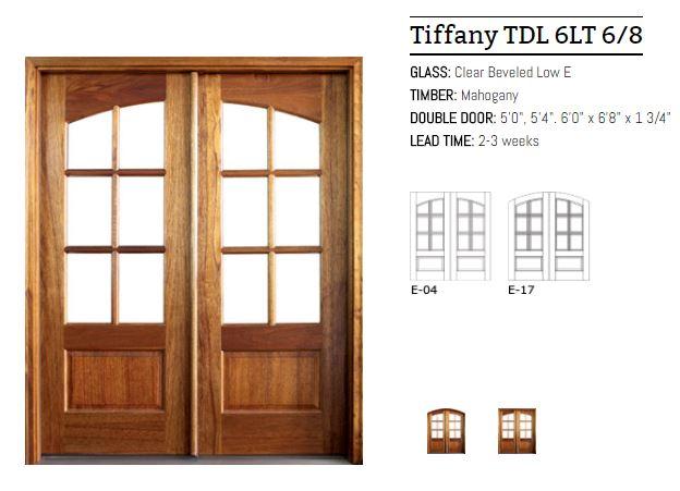 TDL 6LT 6/8 Door