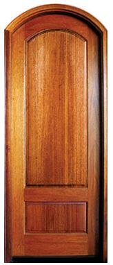 Tiffany Solid Panel Door